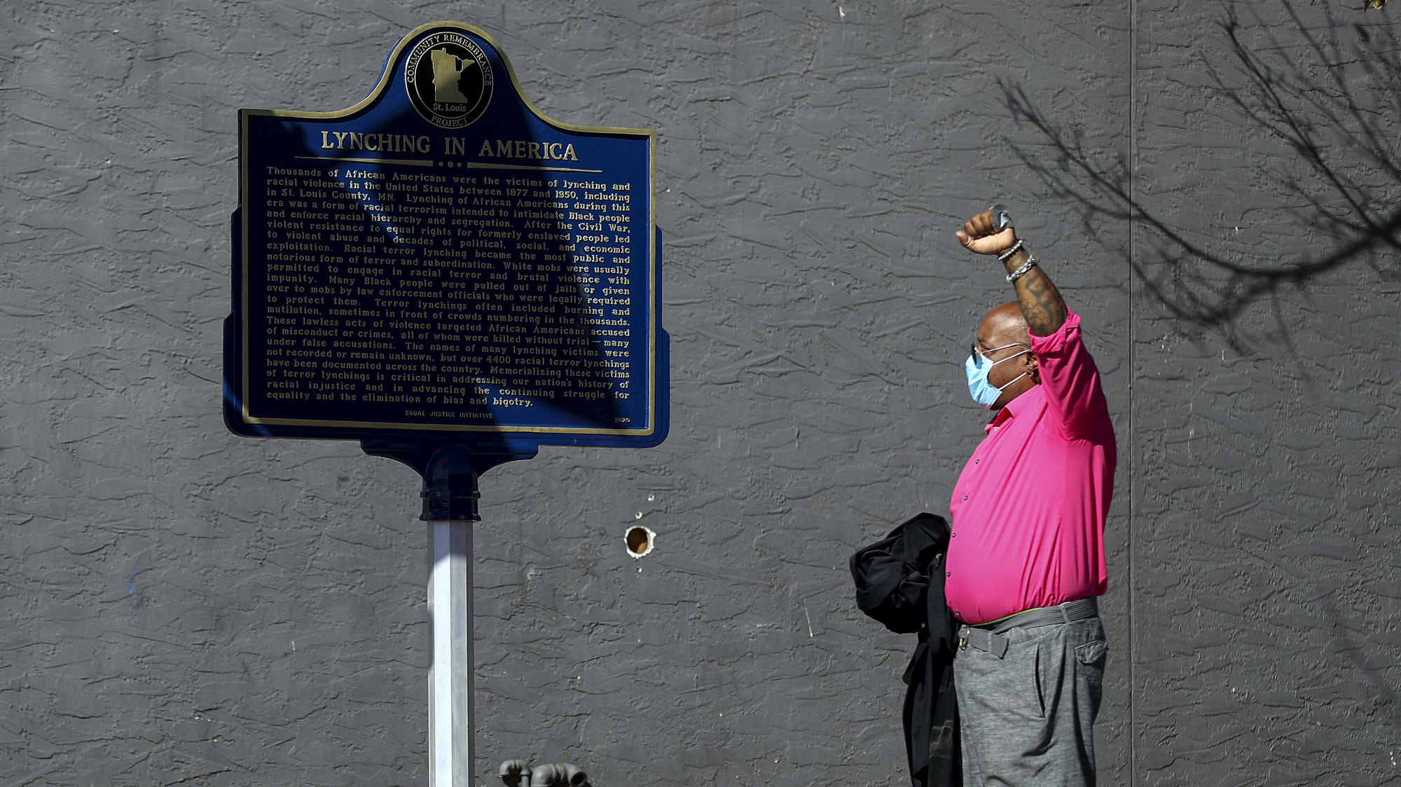 Duluth Installs Historical Marker Recognizing Lynching Victims 1