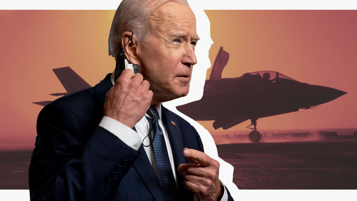 Biden Breaks Campaign Promise, Approves Arms Sale to Saudi Arabia 1